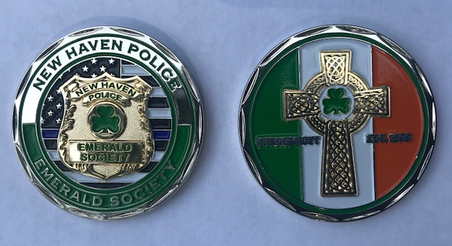 NHPES Challenge Coin